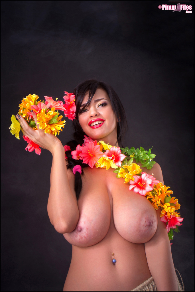 big tit hawaiians